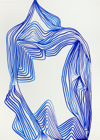 tanya ling line paintings 2