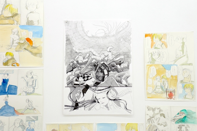 Noriko Yamaguchi - Plaque 4